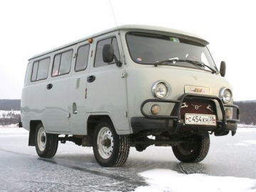 УАЗ-452 / УАЗ-3741 Буханка Отзывы Фото Видео