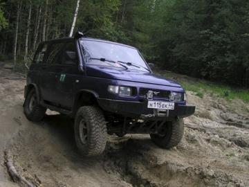 УАЗ-3160 / 3162 Симбир Отзывы Фото Видео Характеристики