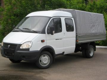ГАЗ-33023 «Газель-Фермер»