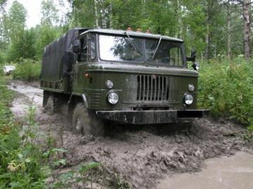 ГАЗ-66 Расход топлива Размеры Грузоподъемность Вес Объем бака