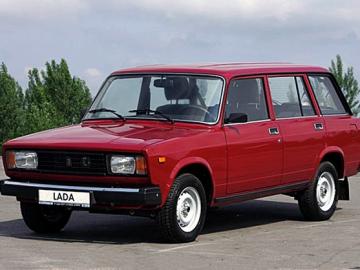 ВАЗ-2104 Объем бака, багажника Грузоподъемность Расход топлива