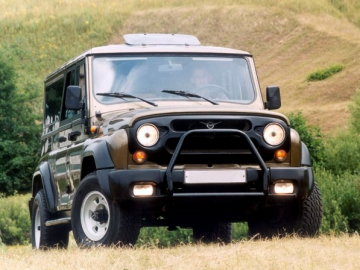 УАЗ-3159 Барс Отзывы Фото Двигатель Видео
