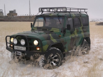 УАЗ-31514 Отзывы Тюнинг Фото Двигатель Видео