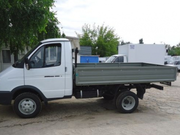 ГАЗ-33027 ГАЗель 4х4 Фото Видео Характеристики Размеры