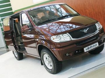 Минивэн УАЗ-3165М Симба Фото Двигатель Видео