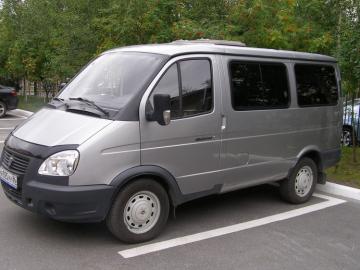 ГАЗ-2217 Соболь Баргузин 4х4 Фото Характеристики Размеры
