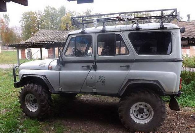 УАЗ-31514 - полноприводный автомобиль повышенной проходимости