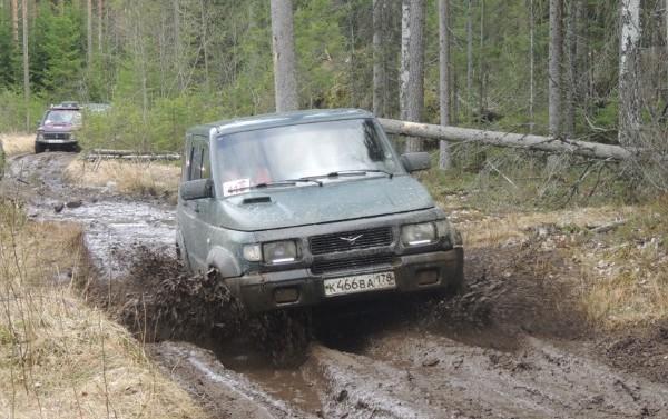 УАЗ-3160 / 3162 «Симбир»