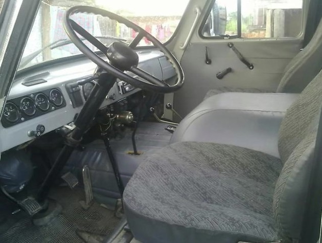 Тюнинг кабины уаз 3303