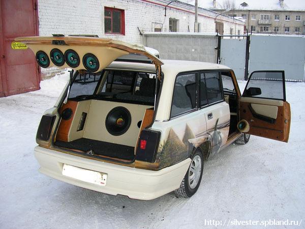 ВАЗ-2104 фото тюнинг своими руками