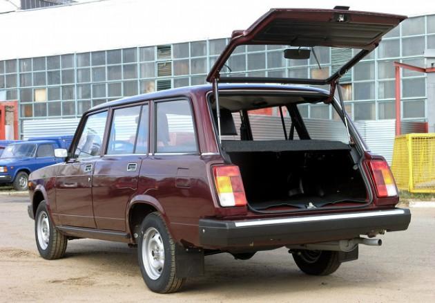 ВАЗ-2104 «Жигули», «четвёрка»