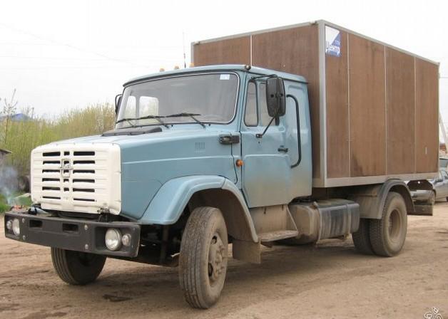 Фото ЗИЛ-4331100 грузовой фургон