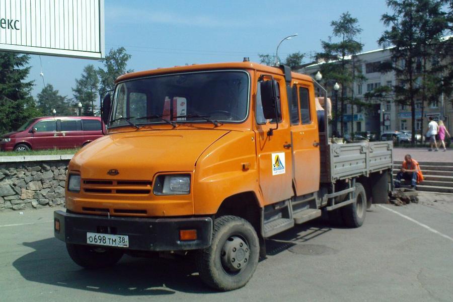 ЗИЛ-5301 Бычок