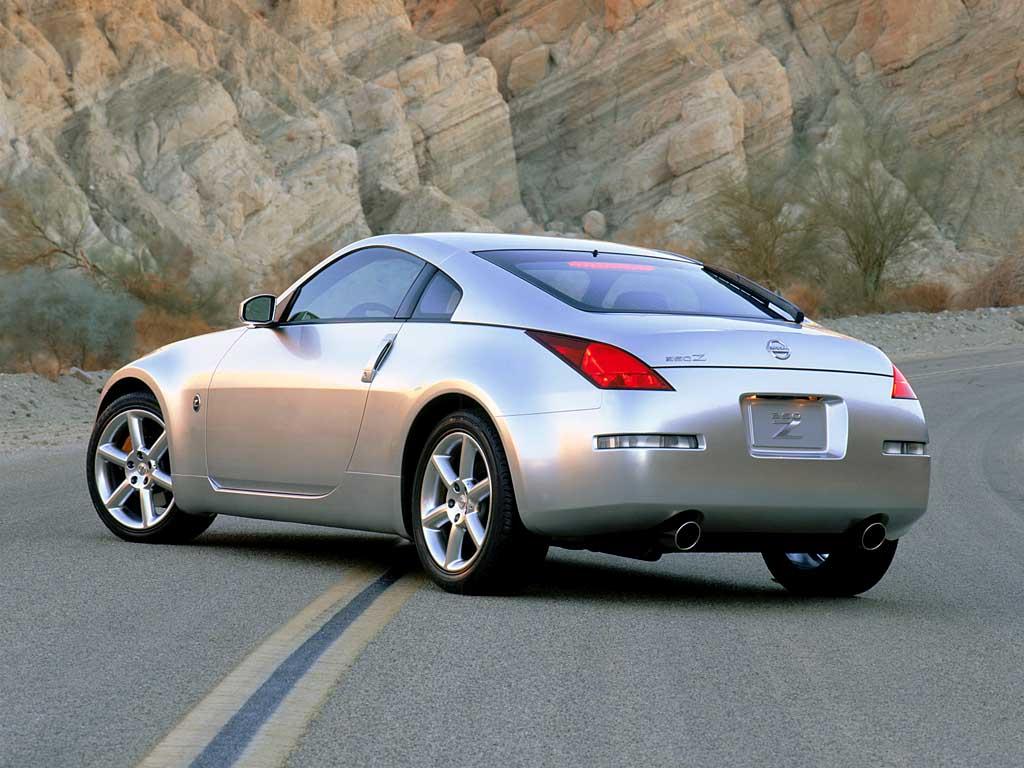 Nissan 350Z - Горячая классика