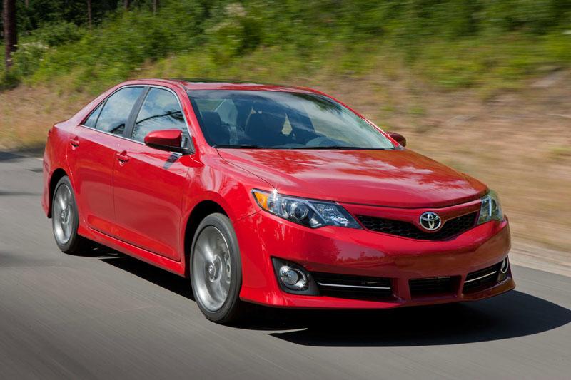 Третье поколение Toyota Camry