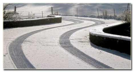 шины зимой