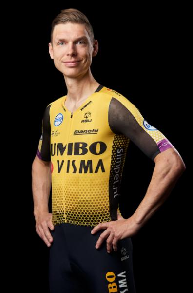 Тони Мартин: «В команде Jumbo-Visma у меня началась вторая жизнь в велоспорте»