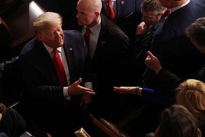 Импичмент Трампа провалился