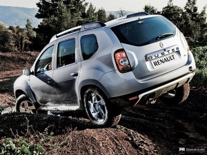 Renault – тест драйв