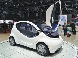 Зеленые тенденции Женевского автосалона 2013
