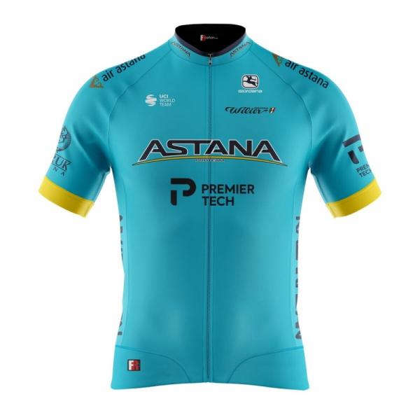 Команды Мирового Тура 2020: Astana Pro Team (AST) - KAZ